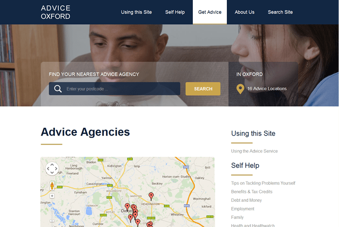 Advice Partnership Oxford