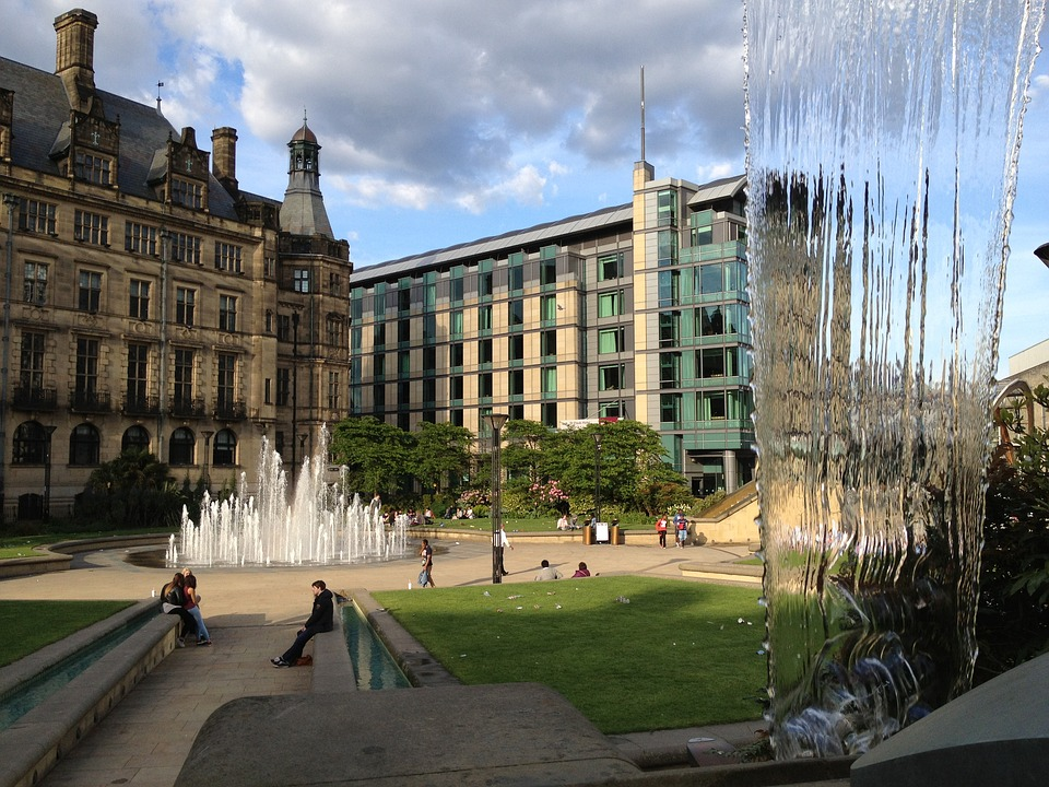 Fountains - Sheffield IT Company
