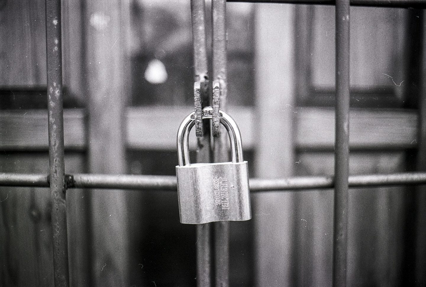 padlock for data security - GDPR compliance